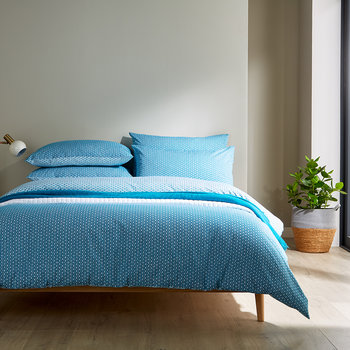 Namiko Duvet Set - Teal