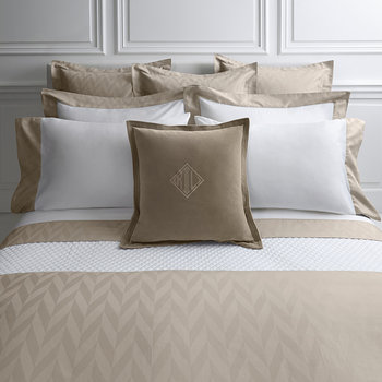 Radnor Duvet Cover - Tan