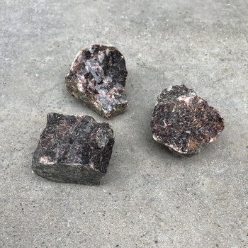 Black Salt Rocks