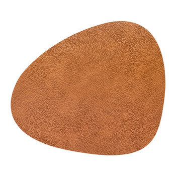 Hippo Curve Table Mat - Nature - Large