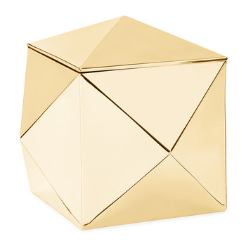 Raina Box - Gold