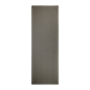 Jacquard Table Runner - Platinum