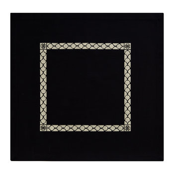 Venezia Napkins - Set of 2 - Black