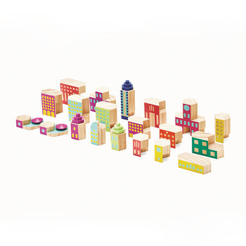 Blockitecture Mega Set Building Blocks - Deco