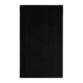 London Bath Mat - 60x100cm - Black