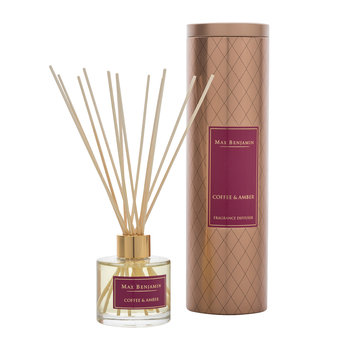 Coffee Reed Diffuser - 100ml - Coffee & Amber
