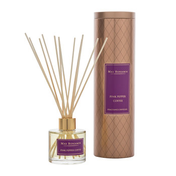 Coffee Reed Diffuser - 100ml - Pink Pepper Coffee