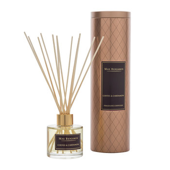 Coffee Reed Diffuser - 100ml - Coffee & Cardamon