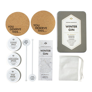 Winter Gin Cocktail Kit