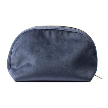 Luxe Velvet Moon Pouch - Storm