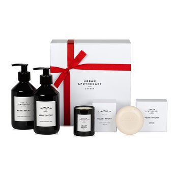 Luxury Bath and Body Gift Set - Velvet Peony