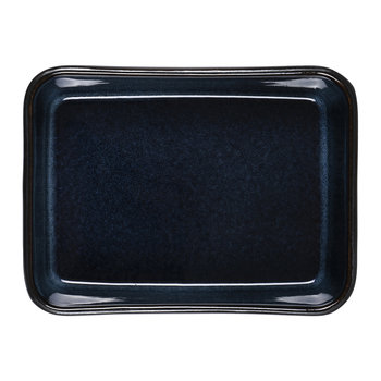 Gastro Rectangular Dish - Dark Blue