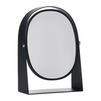 Table Magnify Mirror - Black