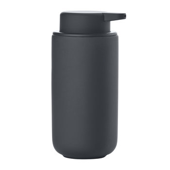Ume Tall Soap Dispenser - Black