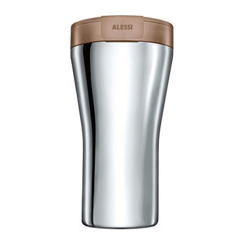 Caffa Travel Mug - Brown
