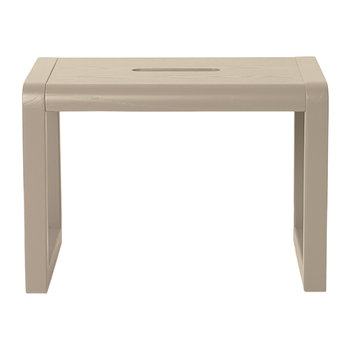Kids Architect Wooden Stool - Cashmere