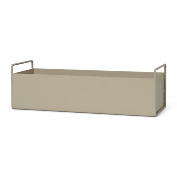 Small Plant Box - Cashmere