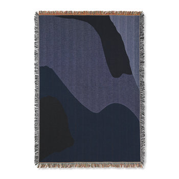 Vista Blanket - Dark Blue