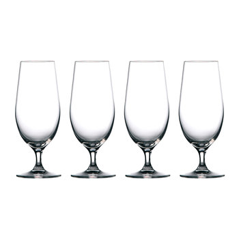 Marquis Moments Beer Glass - Set of 4