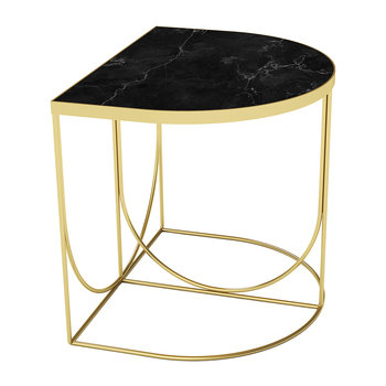 Table d'Appoint Sino - Noir