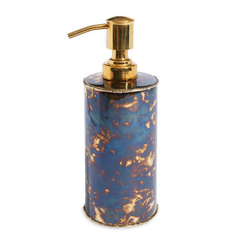 Cascade Soap Dispenser - Rainbow Bronze