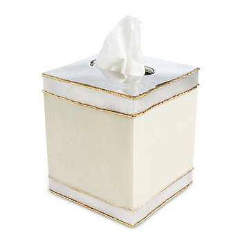 Cascade Tissue Box - Cloud