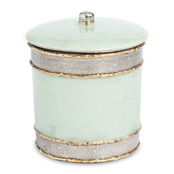 Cascade Covered Canister - Surf