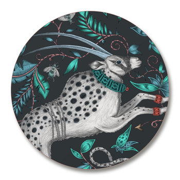 Protea Coaster - Set of 4 - Navy