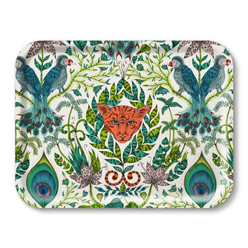 Amazon Rectangular Tray - Green
