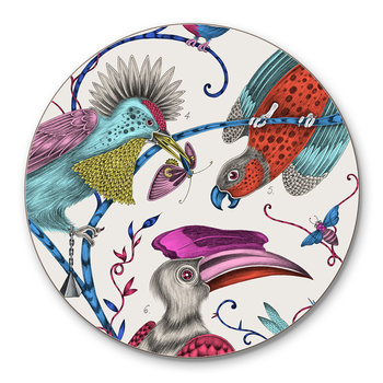 Audubon Coasters - Set of 4 - Multi