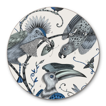 Audubon Coasters - Set of 4 - Blue