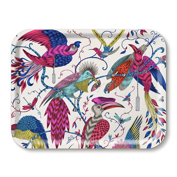 Audubon Rectangular Tray - Multi