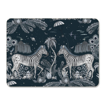 Lost World Placemat - Navy