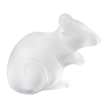 Clear Mouse Figure