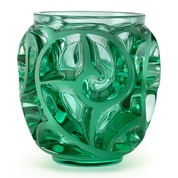 Tourbillons SS Vase - Mint Green