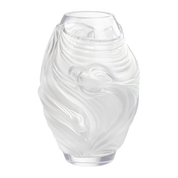 Poissons Combattants Vase SS - Clear
