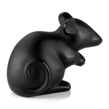 Mouse Figure - Black