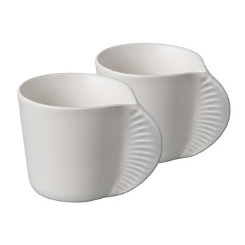 Morphose Mug - Set of 2 - Pearl Grey