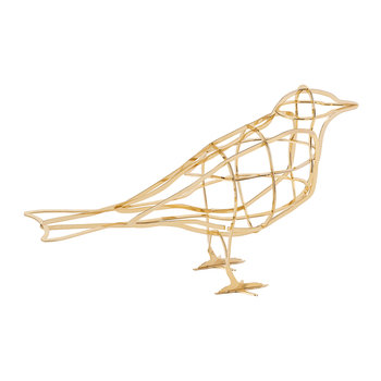 De L'Aube Bird Ornament