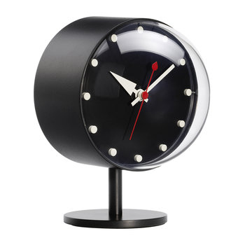 Night Desk Clock - Black