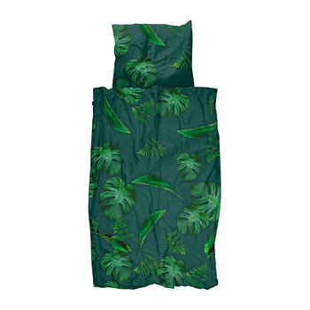 Green Forest Duvet Set
