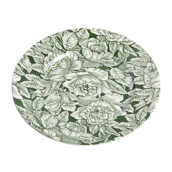 Burleigh Hibiscus Dinner Plate