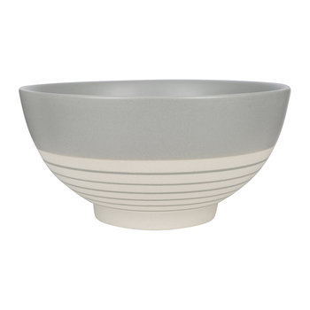 Clef Stripe Cereal Bowl