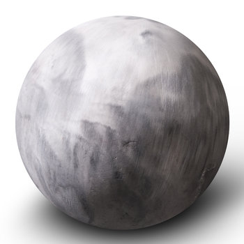 Planet Paperweight - Small - Gray