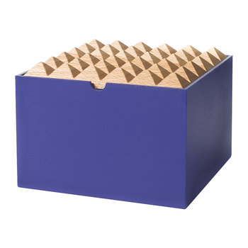 Pyramid Box - Extra Large - Dark Blue