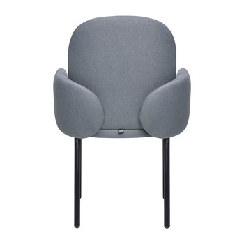 Dost Dinner Chair - Dark Grey