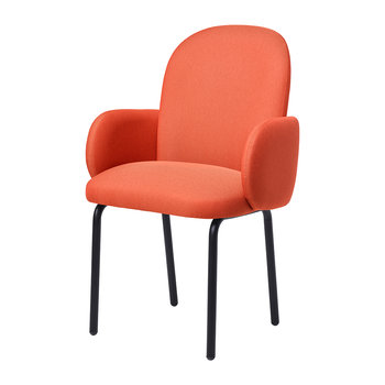 Dost Dinner Chair - Pink