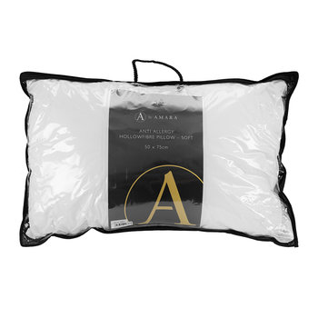 Anti Allergy Hollowfibre Pillow - Soft
