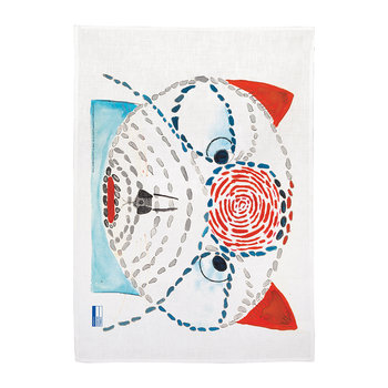 Louise Bourgeois Tea Towel - Champefleurette