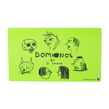 David Shrigley Domino Set - Edition 2